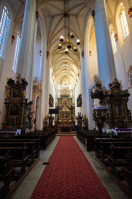 Chiesa di San Venceslao, San Stanislao e Santa Dorotea-Breslavia