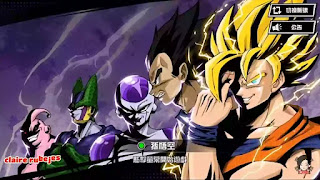 Dragon Ball z high graphic game