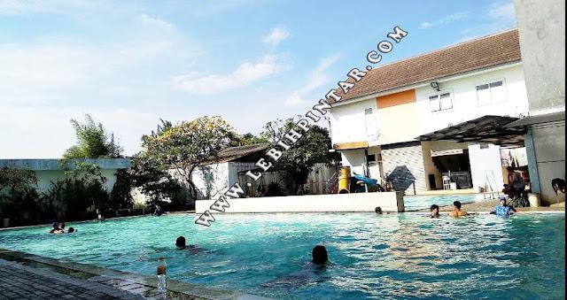 Alamat lengkap harga jam buka kolam renang Kintamani Sport Club Tambun Bekasi