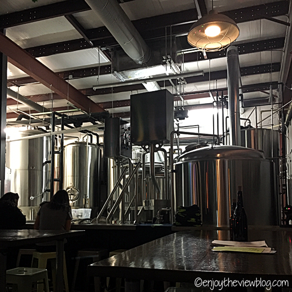 Inside Six Ten Brewing in Tampa, Florida!