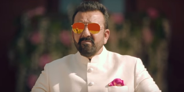 Saheb Biwi Aur Gangster 3 Official Trailer -  Sanjay Dutt as Gangster