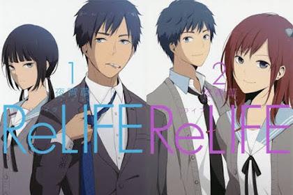 Kata Bijak Anime Relife Menyentuh