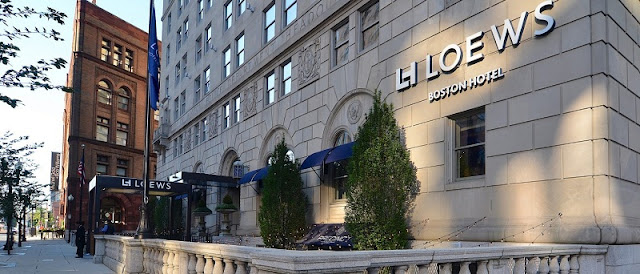 Loews Boston Hotel em Boston