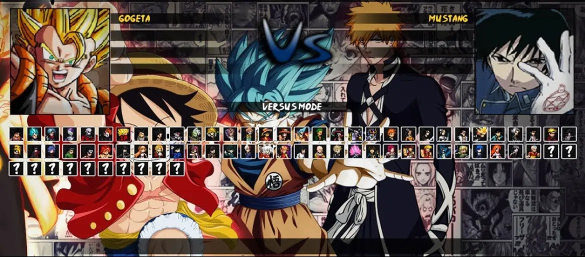 Best Mugen Characters Download