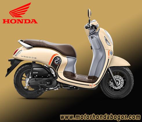 Brosur Kredit Motor Honda Scoopy Bogor