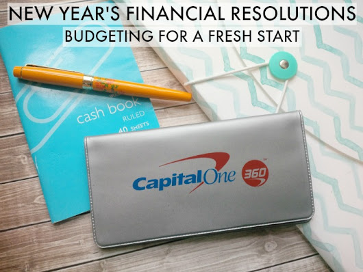 Financial Resolutions for the New Year: How I Plan to Start 2016 Off Right