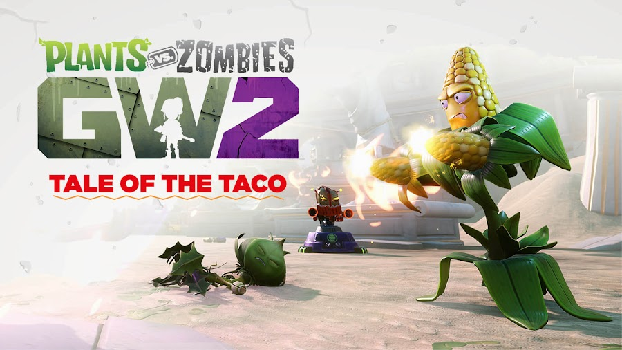 plants vs zombies garden warfare 2 tale of the taco event update weekly challenges