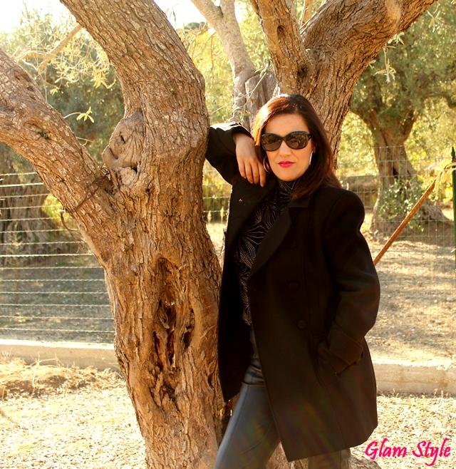 cappotto nero donna 2020 2021