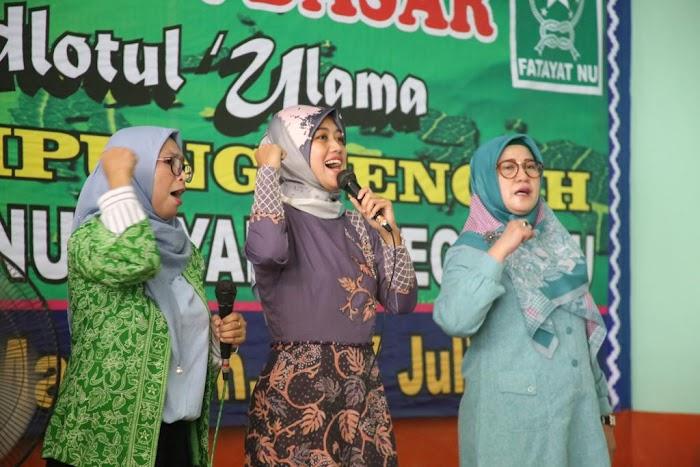 Wagub Ajak Fatayat NU Majukan Lampung