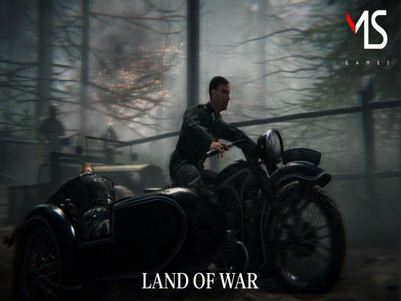 Land of War The Beginning PC Game Free Download