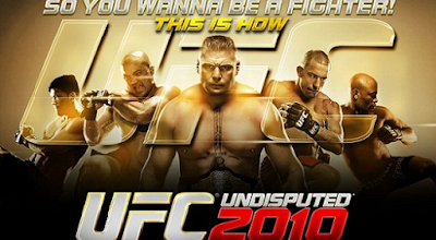 Download UFC Undisputed ISO/CSO Save Data PSP PPSSPP High Compressed