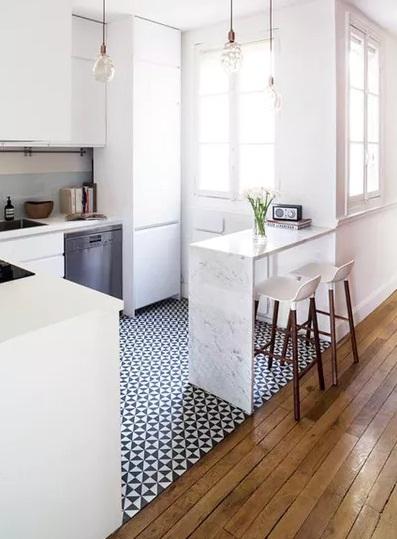 deko dapur kecil,dekorasi dapur sempit, www.impiana.my