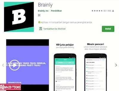 Rekomendasi aplikasi untuk pelajar