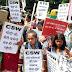 रेवाड़ी में सीबीएसई छात्रा के बलात्कार के खिलाफ केवाईएस ने किया हरियाणा भवन पर प्रदर्शन  Against the rape of CBSE student in Rewari, KYS performed at Haryana Bhawan
