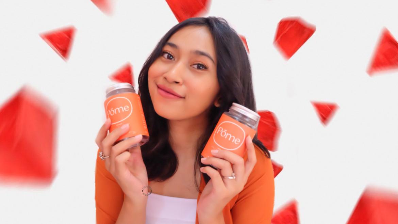 [Review] Pome, Gummy Cuka Apel Pertama di Indonesia