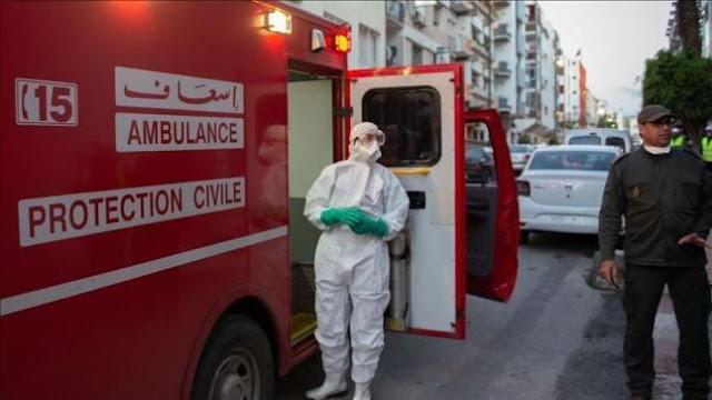 """المغرب يسجل 1517 إصابة جديدة بـ""""كورونا"""" و1965 حالة شفاء في 24 ساعة"""