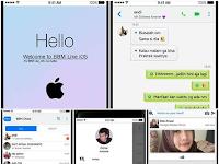 Kumpulan BBM MOD Like iOS V3.3.2.31 Apk For Android 2017