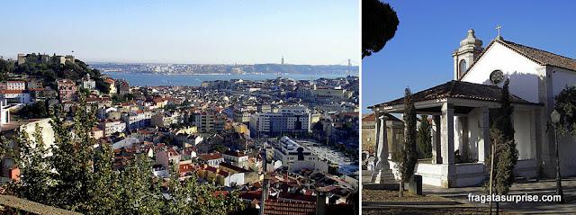 Miradouro da Senhora do Monte, Lisboa