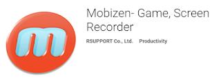 bagaimana menghilangkan watermark/logo yang ada di mobizen tanpa root