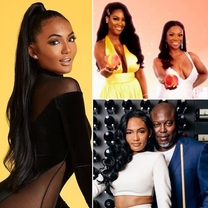 Falynn Guobadia Addresses Rumors Of Trouble In Her Marriage And Shares An Update On Her Friendships With 'RHOA' Co-Stars!