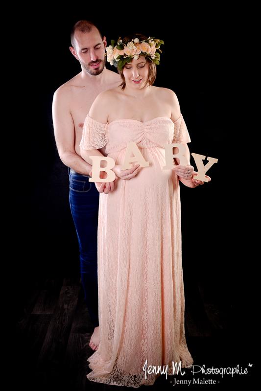 photographe grossesse maternité st fulgent, st andré goule d'oie, tiffauges