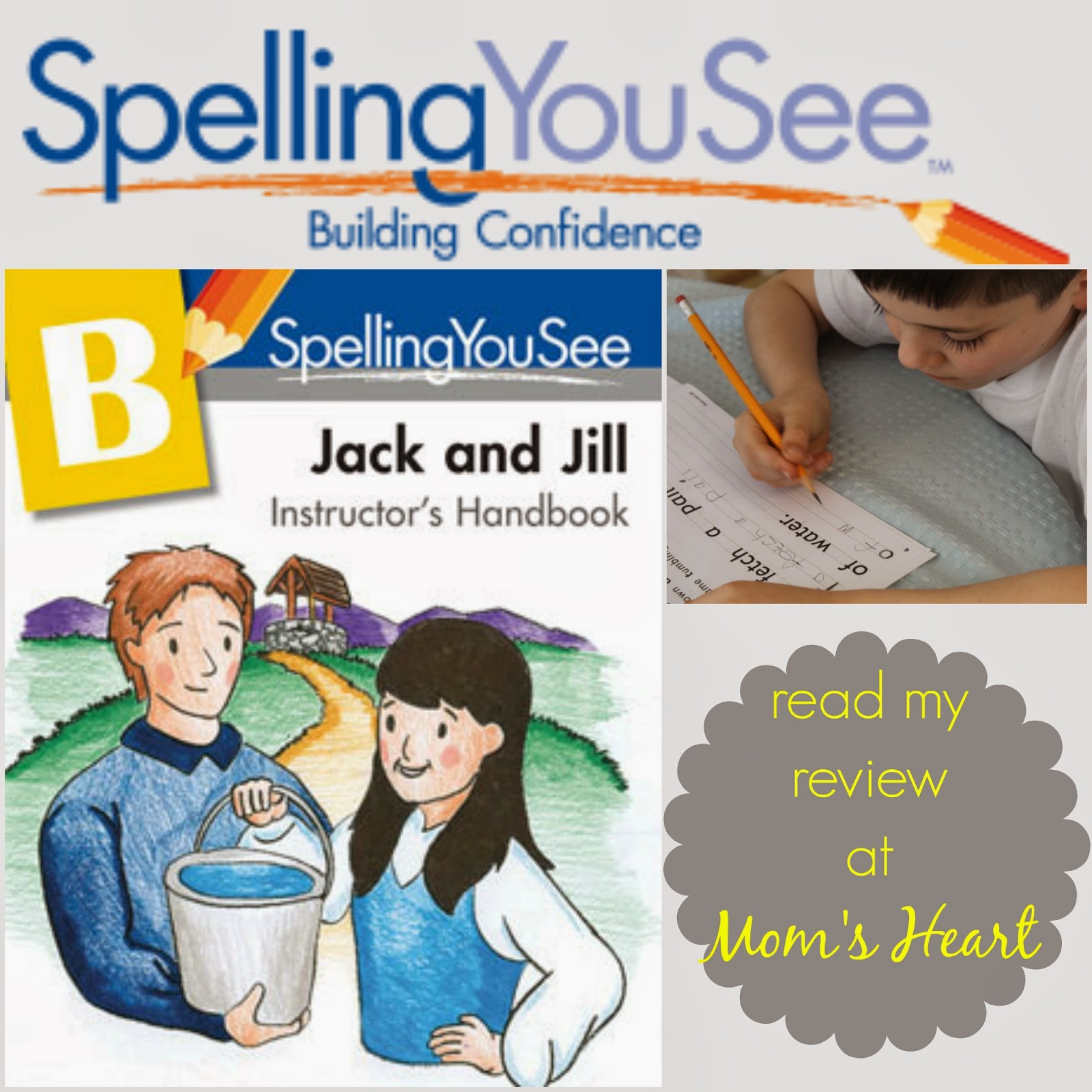 Spelling You See review