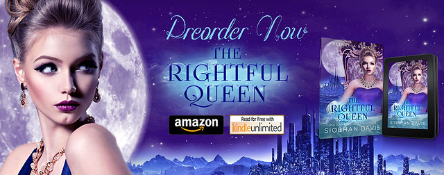 The Rightfull queen banner
