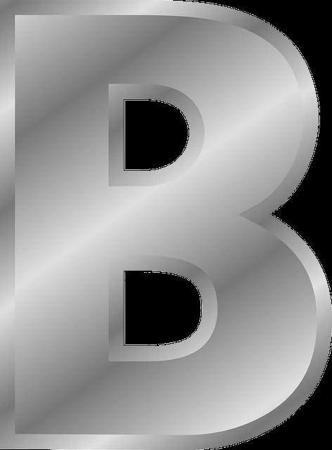 صورة حرف B رومنسي لخلفية الموبايل والكمبيوتر