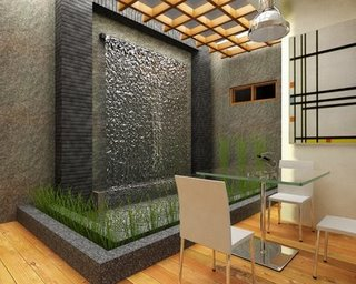 tukang taman surabaya, jasa taman, desain taman surabaya, tukang taman Jakarta,waterwall, waterfall, kolam