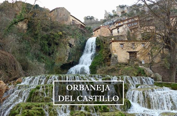 Orbaneja del Castillo y su cascada