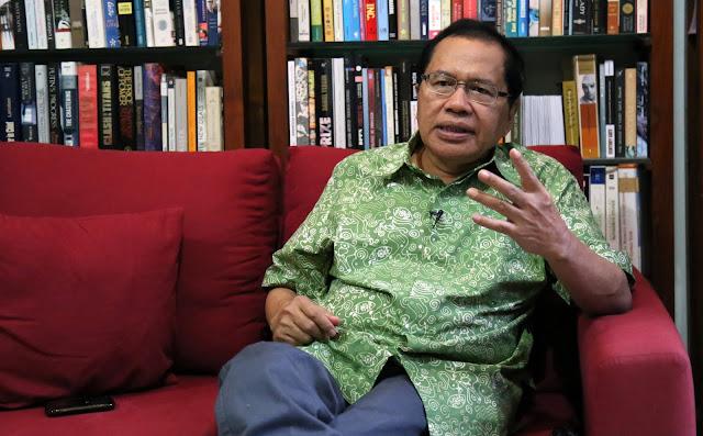 Rizal Ramli : Sri Mulyani Norak Banget, Wong Situ Bisanya Cuma Minjam Dengan Bunga Tinggi