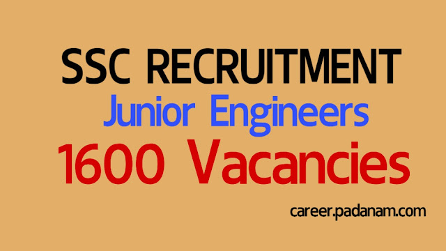 ssc-je-recruitment-2020