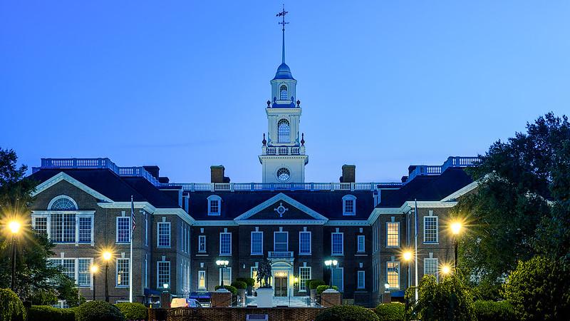 Day 24: Delaware