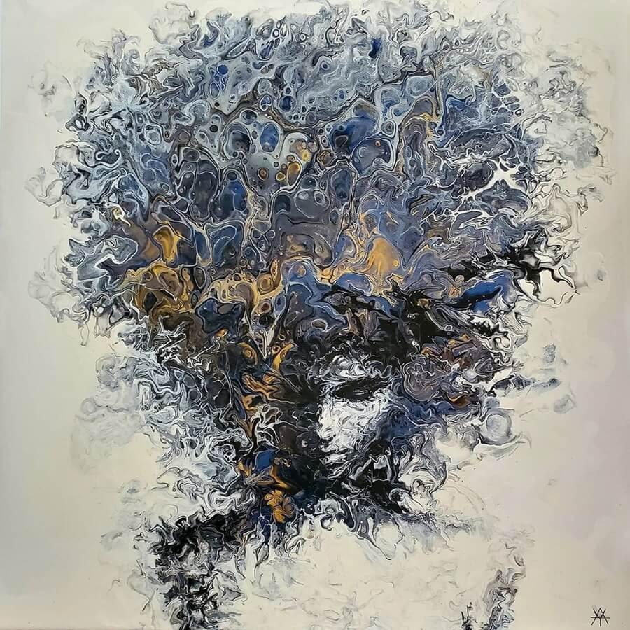 10-Acrylic-Portrait-Liz-Y-Ahmet-www-designstack-co