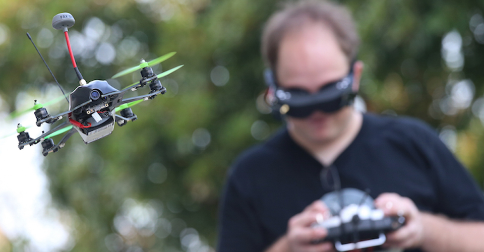 Drones & Virtual Reality: The Next Big Thing?
