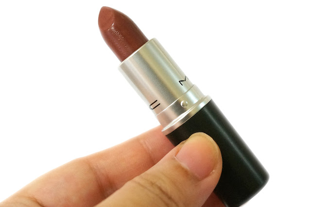 MAC Lipstick in Whirl
