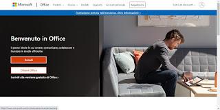 Accedi Office
