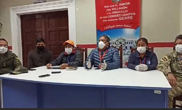 Villazón registra su primer sospechoso de coronavirus