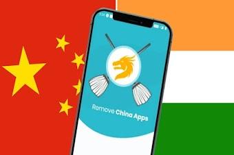 جوجل تزيل تطبيق هندي يسمح بإزالة جميع التطبيقات الصينية من الهواتف الذكية