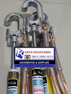 Jual NGK 20KV, 36KV Grounding Kabel 12mtr di Bandung