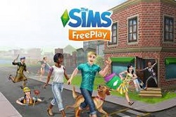 The sims freeplay mod apk view