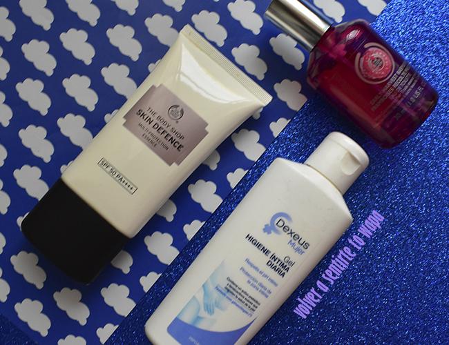 Productos favoritos de The Body Shop