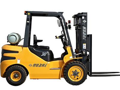Forklift Gasoline