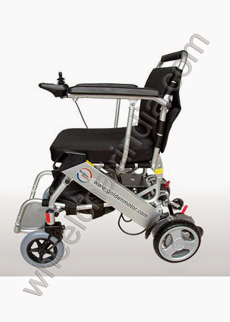 GM LITE POWER WHEELCHAIR
