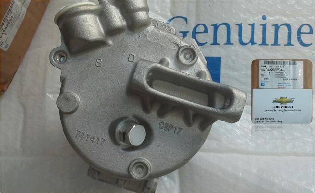 Lốc điều hòa xe Captiva C140 chính hãng GM