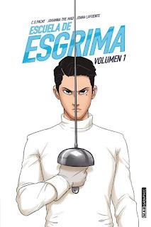 Escuela de esgrima - Volumen 1 | CS Pacat, Johanna the Mad, Joana Lafuente | MAB Graphics