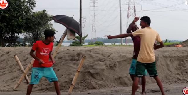 Must Watch Comedy Videos 2018    Very Funny village Boys