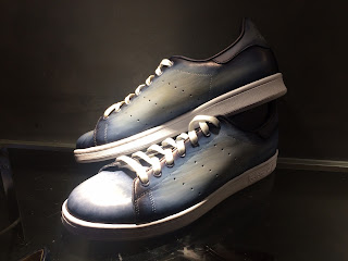© Paulus Bolten paris patina on stan smith by adidas