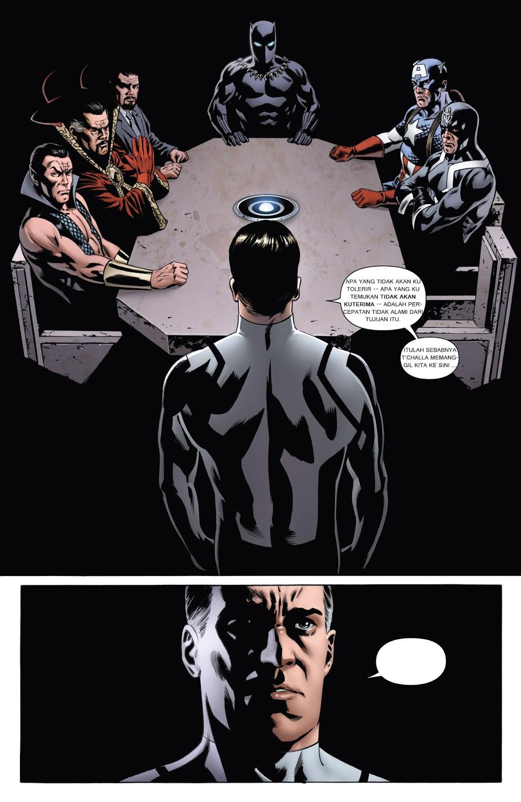 komik amerika bahasa indonesia new avengers 2