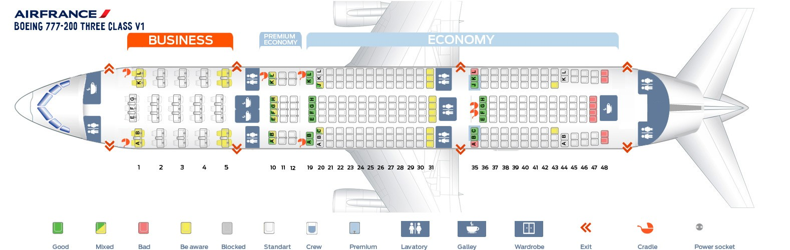 Best Of Boeing 777 200 Seat Map Seat Inspiration